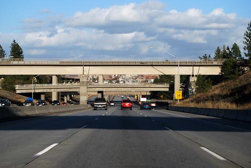 I-90 @ US 195