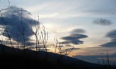 coucher de soleil (l'Ange de Loulou) Tags: ciel collioure nuages soir coucherdesoleil montagnes languedocroussillon mditerrane pyrnesorientales ctevermeille
