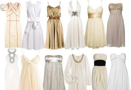 vestidos para o ano novo