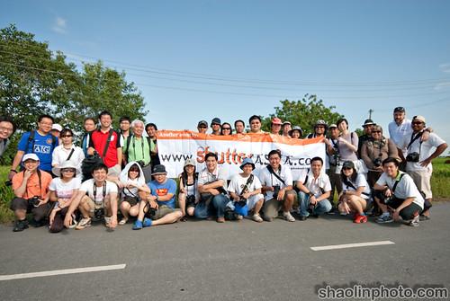 Shutter Asia in Sekinchan - Group Shot