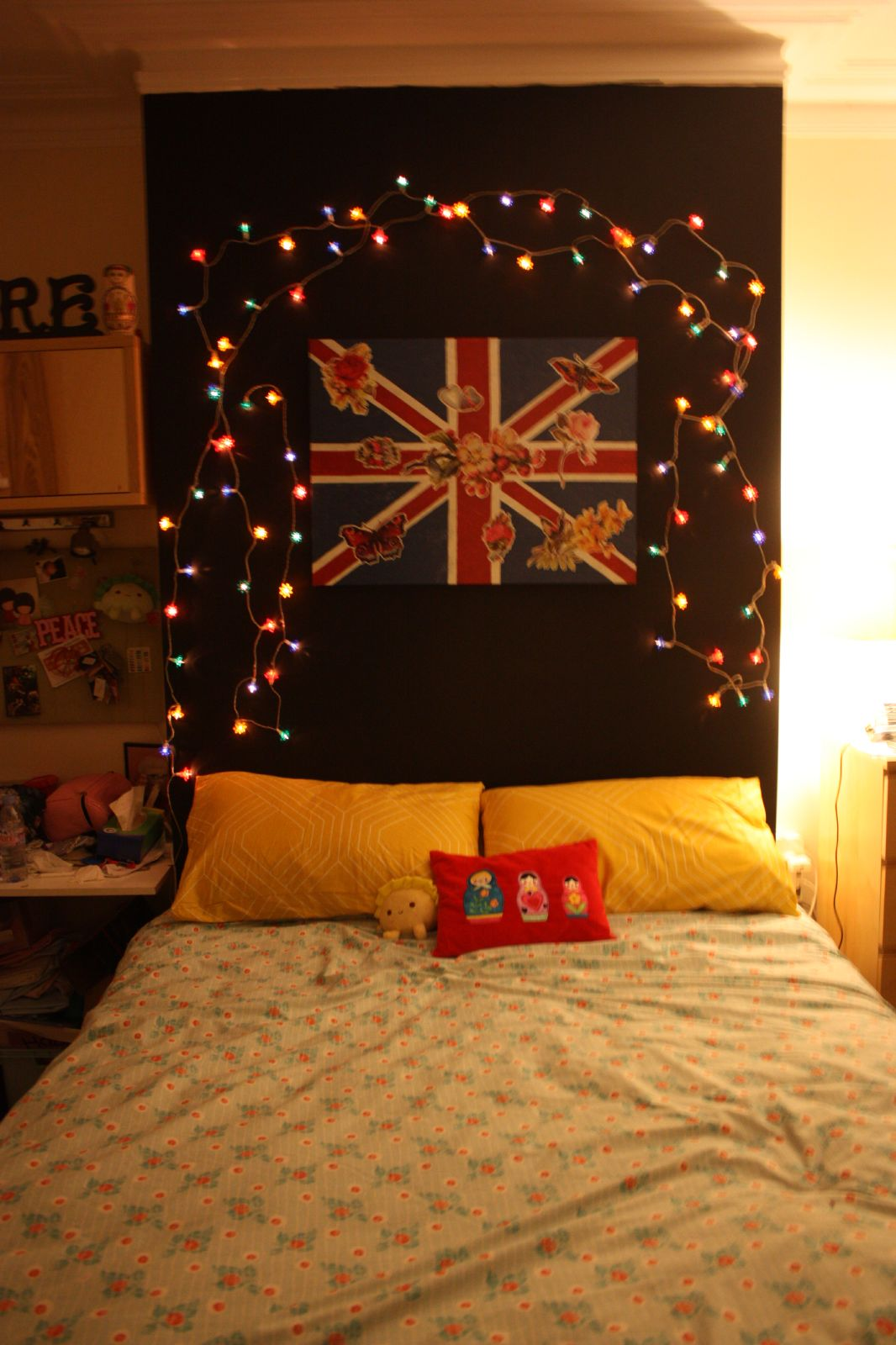 Updated Bedroom!