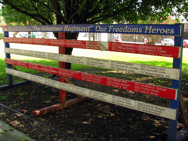 Cocke County Freedom Fence