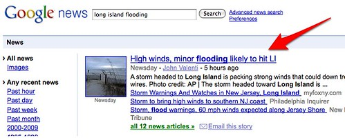 long island flooding - Google News