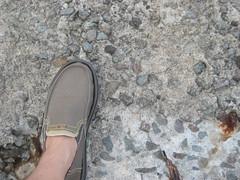 Sanuk and The Rock (Gisel + Beraht = Gilbert) Tags: sanuk mariveles pantalan