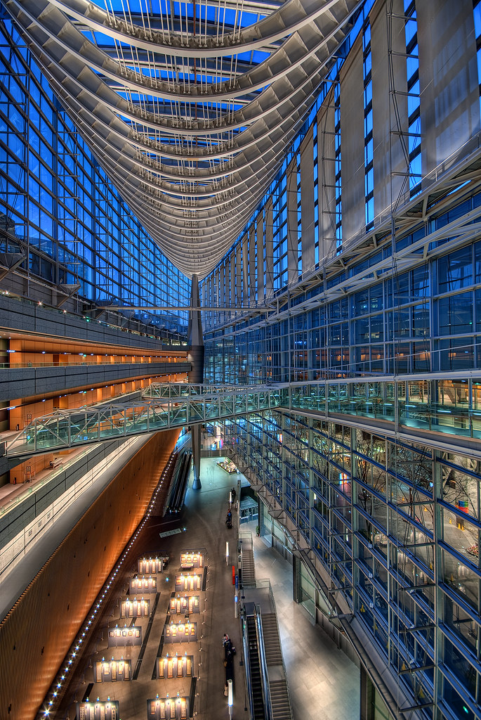 Tokyo International Forum Redux