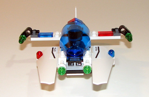 LEGO Space Police 5981 - Raid VPR - Completed - 7