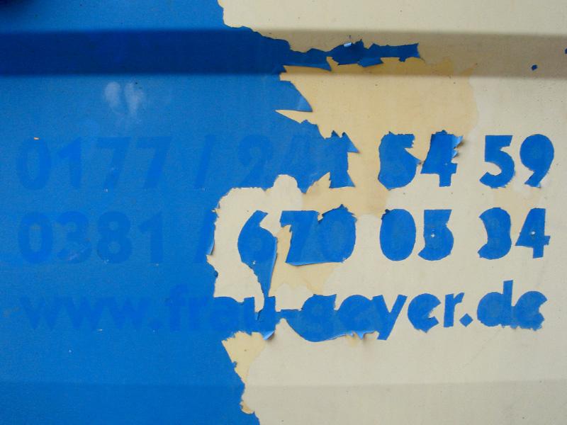 Peeling Van Graphics