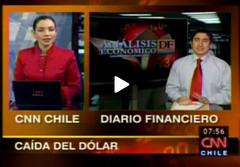 Chile: Empresarios en alerta por caída del dólar: gremios exigen al gobierno que tome medidas