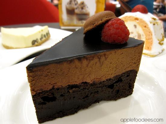 Coffee Connoisseur-Devil's Cake