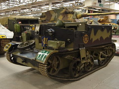 Universal Carrier (Megashorts) Tags: uk museum pen fun army war tank military wwii olympus panasonic armor dorset ww2 vehicle british inside universal 20mm fighting olympuspen armour armored carrier tankmuseum ep1 bovington armoured brengun allied f17 bovingtontankmuseum shootaboot