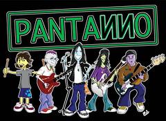 Banda Pantanno (eduardowestin) Tags: rock guitarra cartoon musica bateria rafa caricatura henrique nunes cartum domene custela pantanno henriquecido