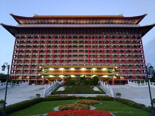 Grand Hotel at Dusk
