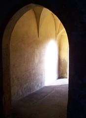 Bogengang (happycat) Tags: germany bayern arcade archway oberfranken bogengang lklichtenfels redwitzanderrodach redwitzadrodach