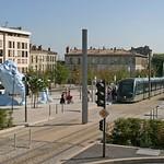 Bordeaux: Place Stalingrad, la Bastide
