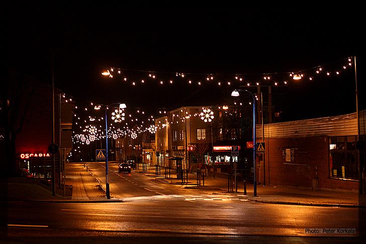 091130 Evening in Kopparberg