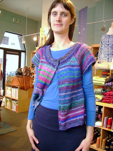 Noro Sweater (front)