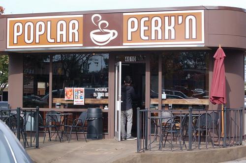 Poplar Perkn, Memphis, Tenn.