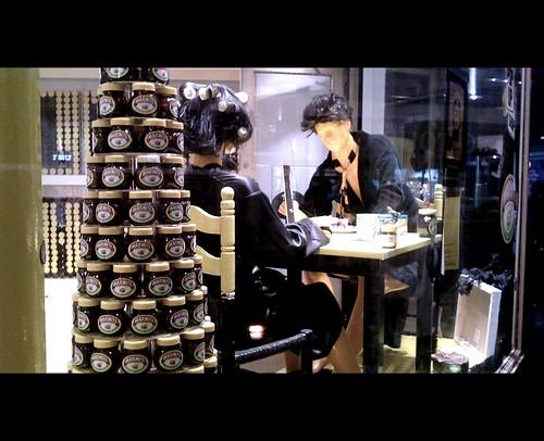 Marmite store, Regent Street, London
