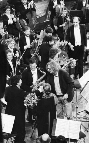 Tristan Keuris, Raschčr Kwartet, Residentie Orkest & Hans Vonk 0617-15