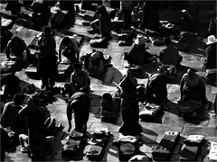 Pilgrims (josefontheroad) Tags: tibet pointofview lhasa legacy jokhang firstquality thegoldengallery aporia sailthesevenseas themostbeautiful bluemoonrising artlibre specialpicture infinestyle excellentphotographer absoluteblackandwhite stealingshadows damniwishidtakenthat thebestgallery flickrclassique guggenheimgallery thetruthgallery firstofall goldenpictures visionqualitygroup visionquality100 lightstyles redmatrix daarklands flickrvault trolledproud iniciaticaward inblackwhitephotography richardsqualitybwandsepia