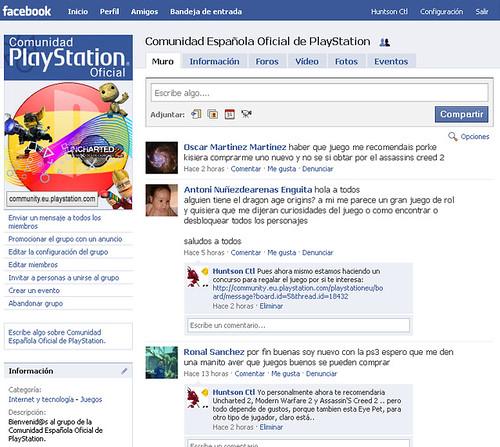 Spanish PlayStation Community