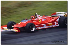 Gilles Villeneuve Ferrari 312T5. 1980 British GP Brands Hatch. (Explore) (Antsphoto) Tags: car f1 ferrari explore 1980 villeneuve gp motorsport brandshatch motoracing gillesvilleneuve ferrarif1 britishgp ferrari312t5