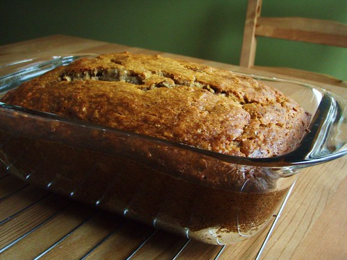 cook's illustrated banana bread - 11