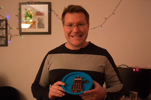EXTERMINATE - the Daleck cookie by Dan by warthog9.