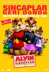 Alvin ve Sincaplar 2 - Alvin And The Chipmunks: The Squeakquel (2009)