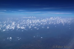 Clouds while flying (Sai Achanta) Tags: clouds flying fromplanewindow
