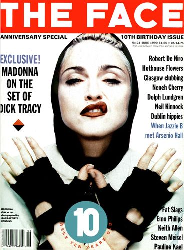 thefacemadonna