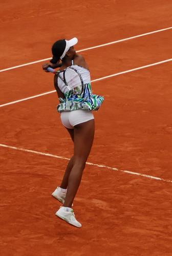 Roland Garros 2009 - Venus Williams