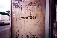 (ivi_) Tags: streetart graffiti stencil sopaulo pixo pixao adelaideivanova
