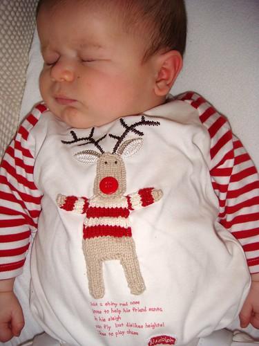 Owen dreams of Rudulph bringing Santa back