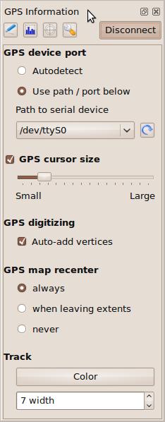 GPS capture tool options