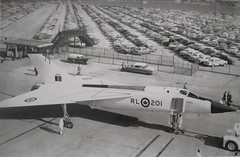 Avro Arrow (Vista Drive Photo's) Tags: toronto 1958 malton 1959 avro rcaf avroarrow militaryjet