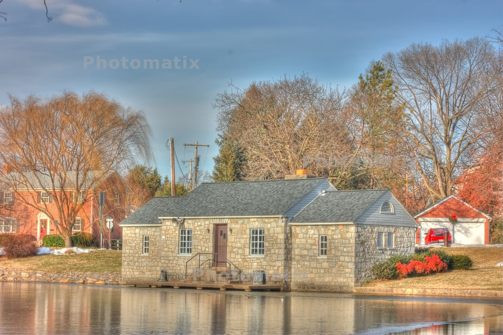 Boathouse HDR