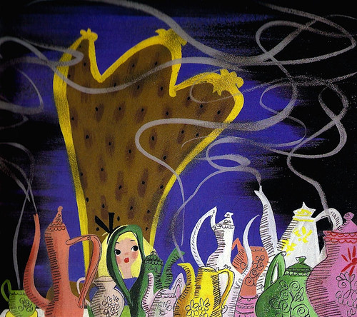 mary blair alice in wonderland