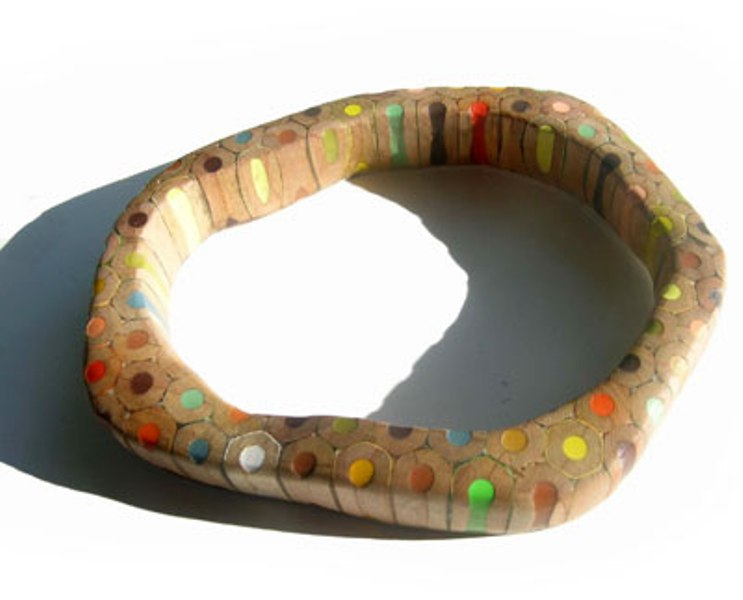 Maria Cristina Belluci pencil jewelry 1