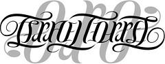 """""""Israel Torres.org"""" Ambigram"""