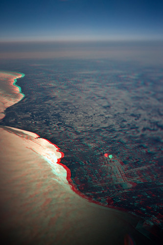Anagylph: Utah: Salt Lake City?