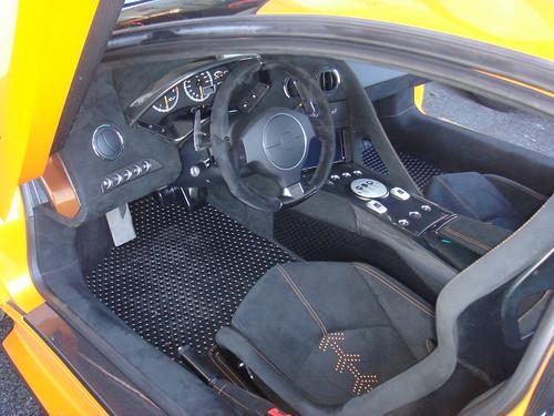 2010 Lamborghini Murciélago LP670-4 SV SuperVeloce Interior