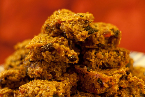 Cherry and Sultana Flapjack