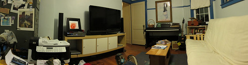 tv room panorama