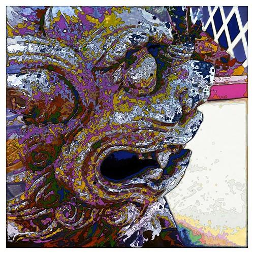 Tropedelic Lion image