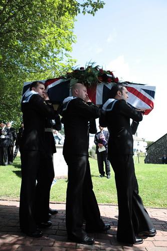 Henry Allinghams Funeral, Brighton 2009