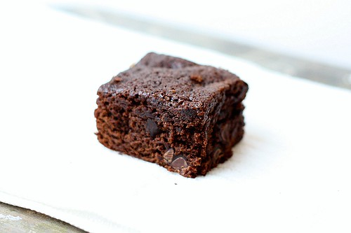 KAF Whole Grain Brownies