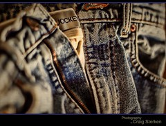 Jockey...... (Craig - S) Tags: blue jockey button zipper denim bluejeans levis levistrauss grommet igetboredeasyinthewinter