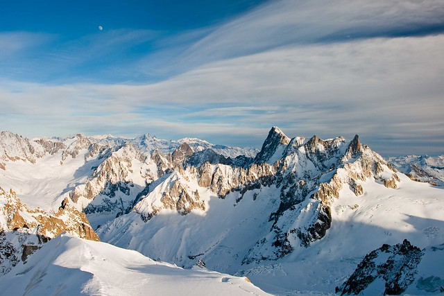Aiguille du Midi (3842m) - Mont Blanc