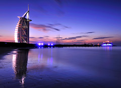 Dubai - Burj Al Arab 7 Hotel ( Saleh AlRashaid / www.Salehphotography.net) Tags: world travel sunset seascape art beach bulb architecture night sunrise landscape hotel evening persian al nikon long exposure dubai cityscape gulf state dusk united uae middleeast east emirates arab arabia kuwait arabian innovation middle nano peninsula eastern luxury d3 gcc locations kuwaiti jumeirah burj prosperity q8  saleh the destinations  kuwaity          stateofkuwait   d3x  alrashaid salehalrashaid  salehphotographynet